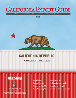 California Export Guide