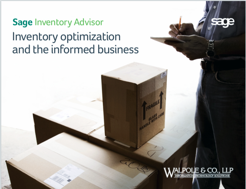 How Informed Businesses Optimize Inventory eBook