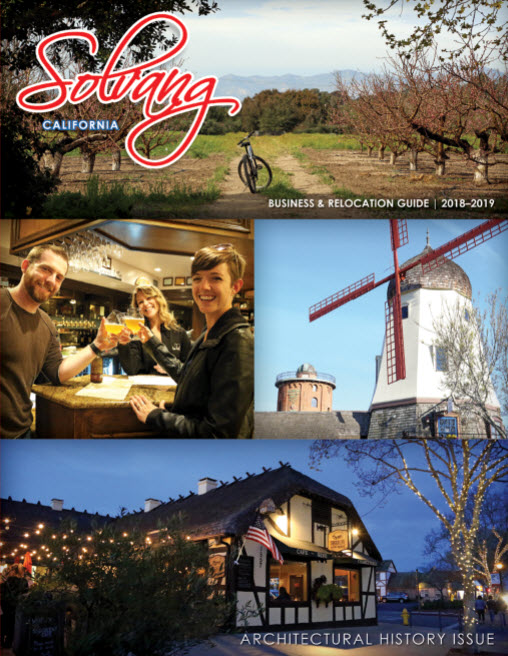 2017-2018 Solvang Relocation Guide