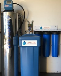 Complete Home Filtration, Softening, and UV Matilija Santa Barbara