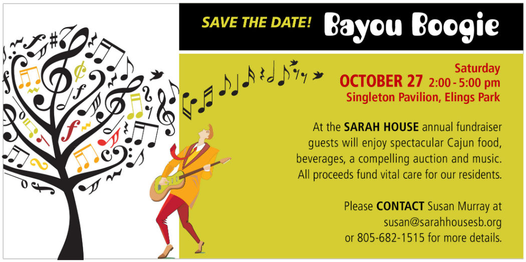 Annual Fundraiser for Sarah House