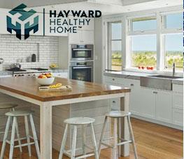 Hayward Healthy Home Feature Box