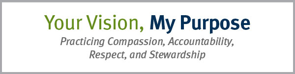 Santa Barbara Financial Advisor.  Your Vision, My Purpose Practicing Compassion, Accountability, Respect, and Stewardship