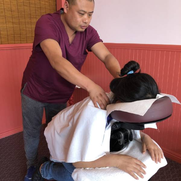 Chair Massage Little Rainbow Foot Spas Santa Barbara