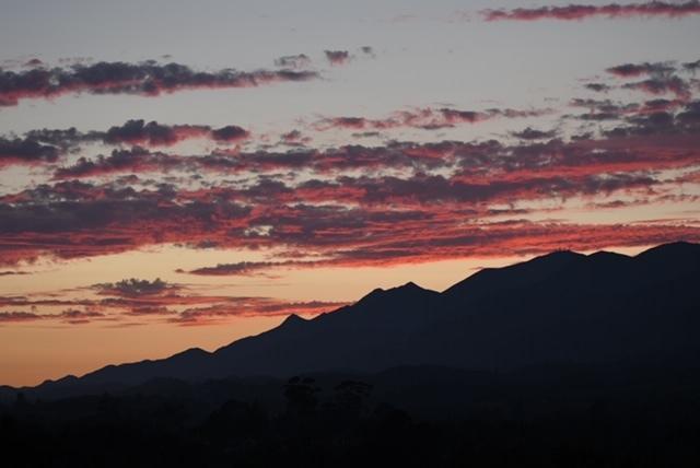 sunset 7/24