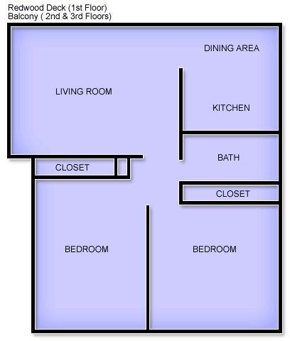 Caprinteria Beachfront Vacation Rental Floor Plan