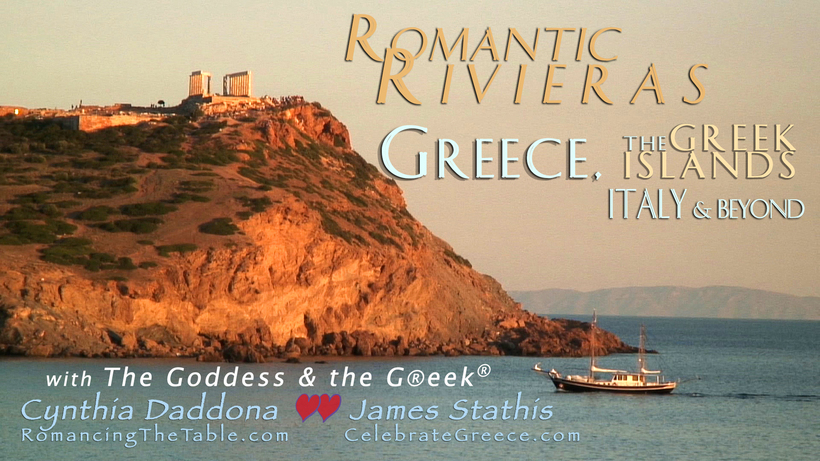 Romantic Rivieras of Greece, the Greek Islands, Italy and Beyond Mexico, Caribbean, USA
