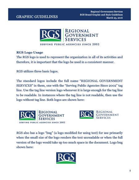 esgdfh rgs brand guidelines 2