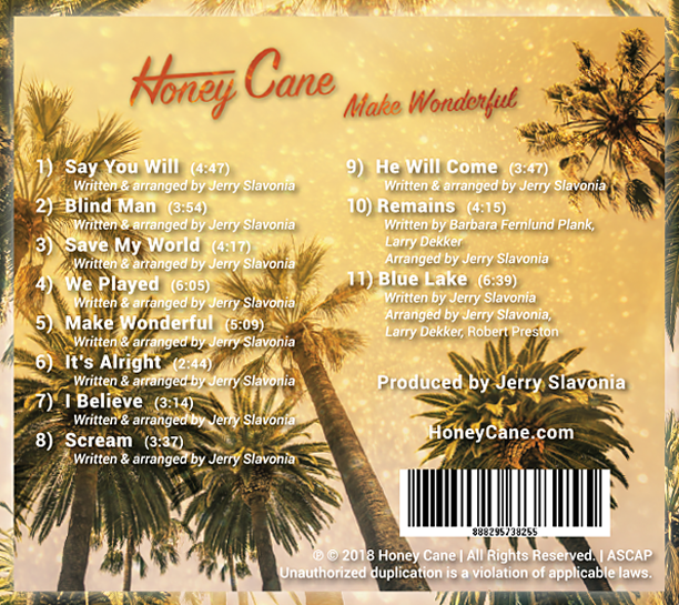 esgdfh album honey cane 1b