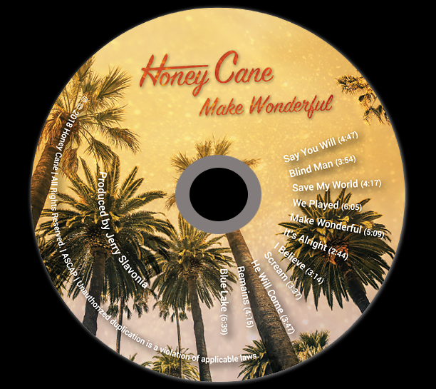esgdfh album honey cane 1e