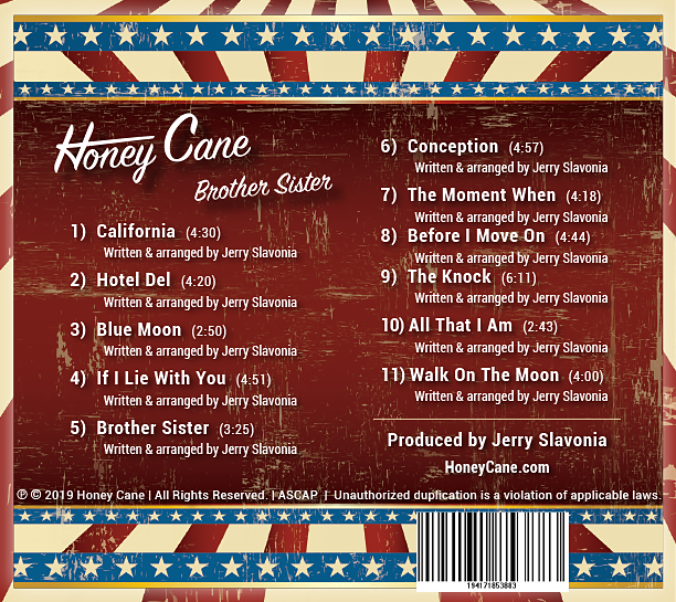 esgdfh album honey cane 2b