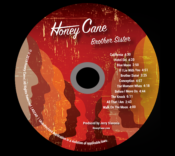 esgdfh album honey cane 2e