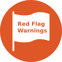 Red Flag Warnings