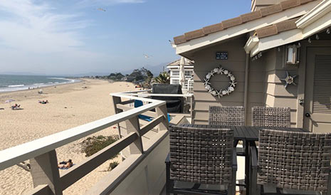Homes for Rent on the Beach in Carpinteria