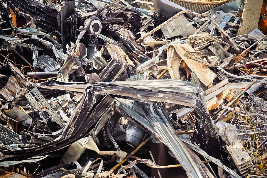 Scrap Metal & Metal Parts