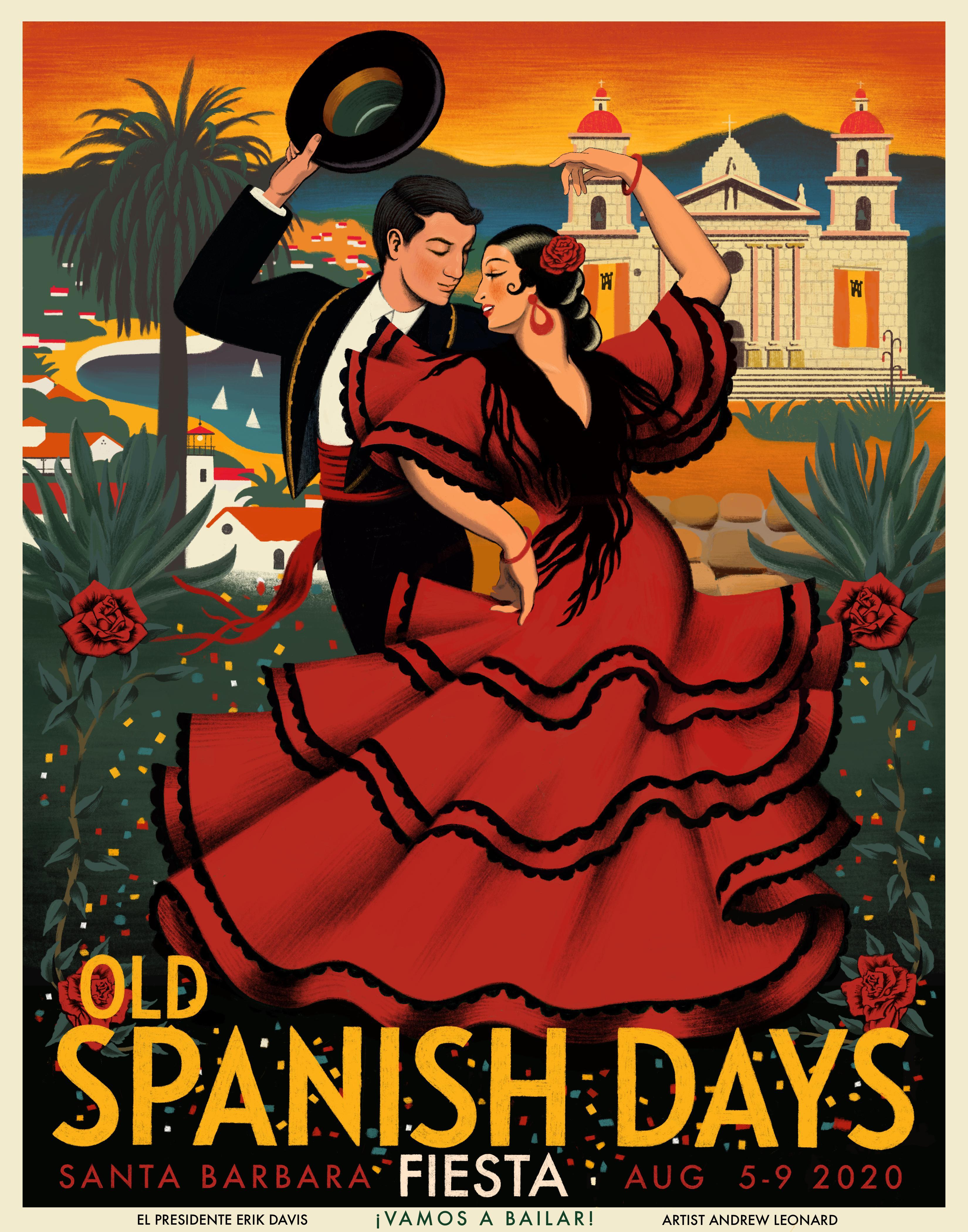 2020 Fiesta Poster