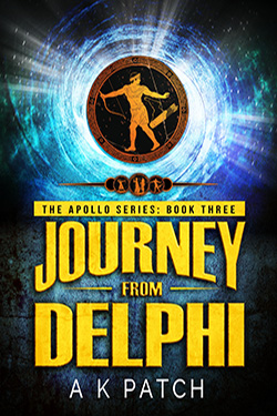 Journey To Delphi by author A.K. Patch