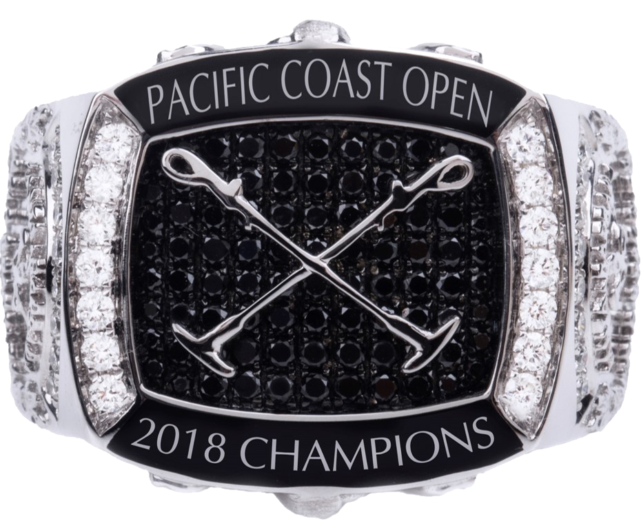 Tara Gray Jewelry 2018 Championship Ring