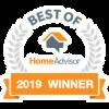 Home Advisor 2019 Winner ACT Installs