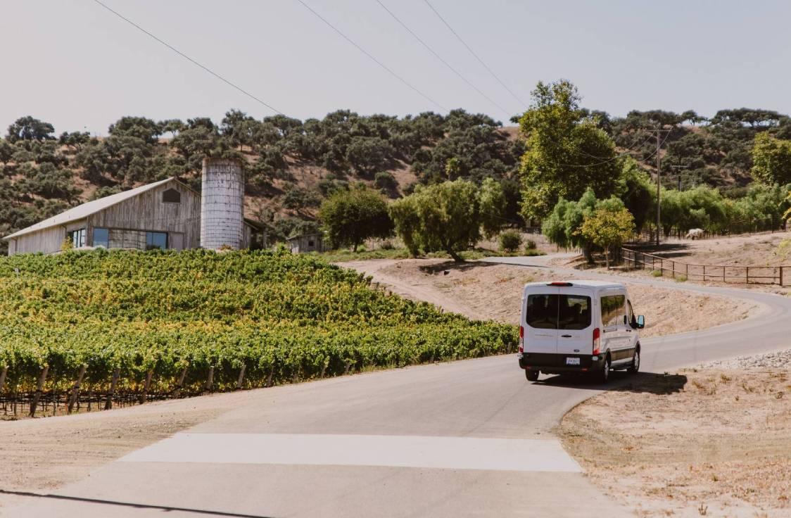 Private Transportation Services Next Adventure 805 Santa Barbara San Luis Obispo
