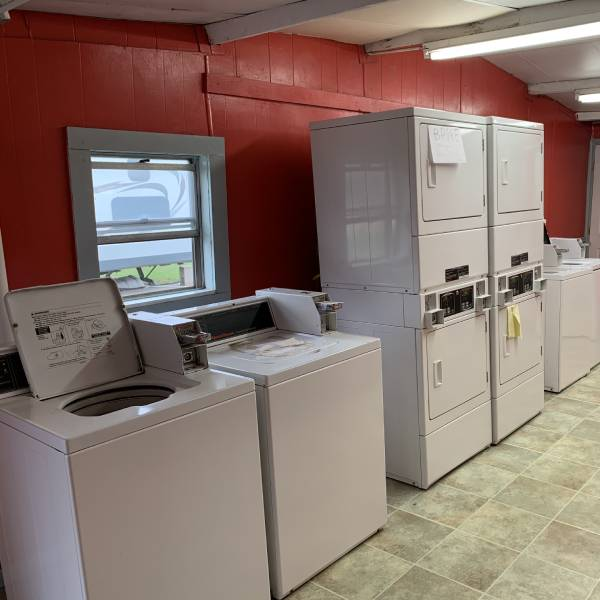 Oasis RV And Mobile Home Park Laundry Facilities