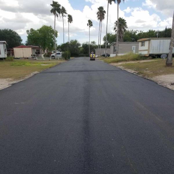 King's RV And Mobile Home Park Paved Roads