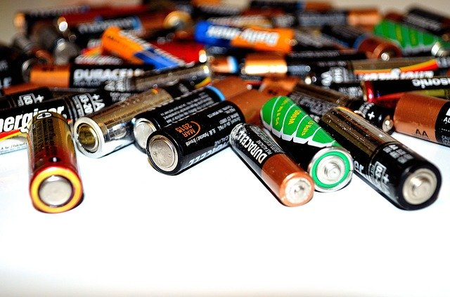 Common Household Batteries