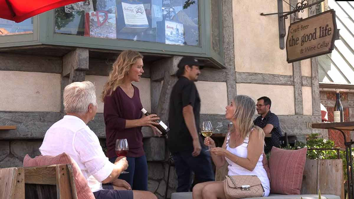 Journal Of Enthusiasts The Good Life Santa Barbara