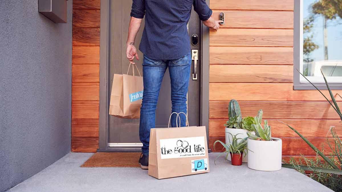 Delivery The Good Life Santa Barbara