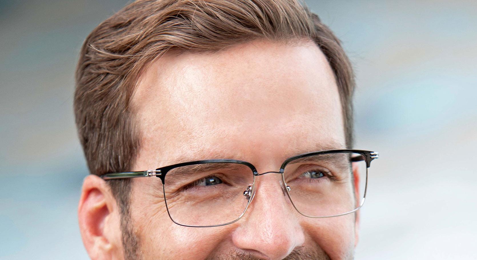 Men's Glasses in Santa Barbara and Goleta