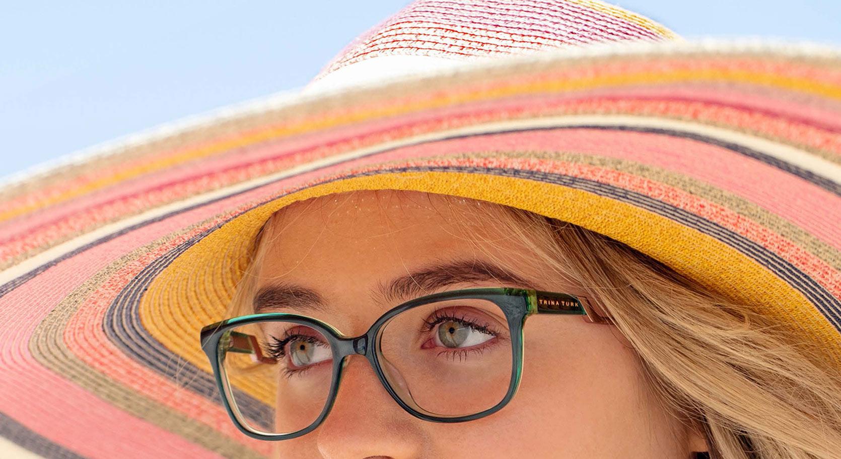 Women's Glasses in Santa Barbara and Goleta