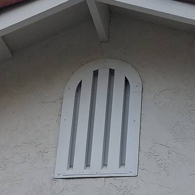 Old Style Gable Vent