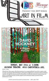 Art Film: David Hockney: A Bigger Picture