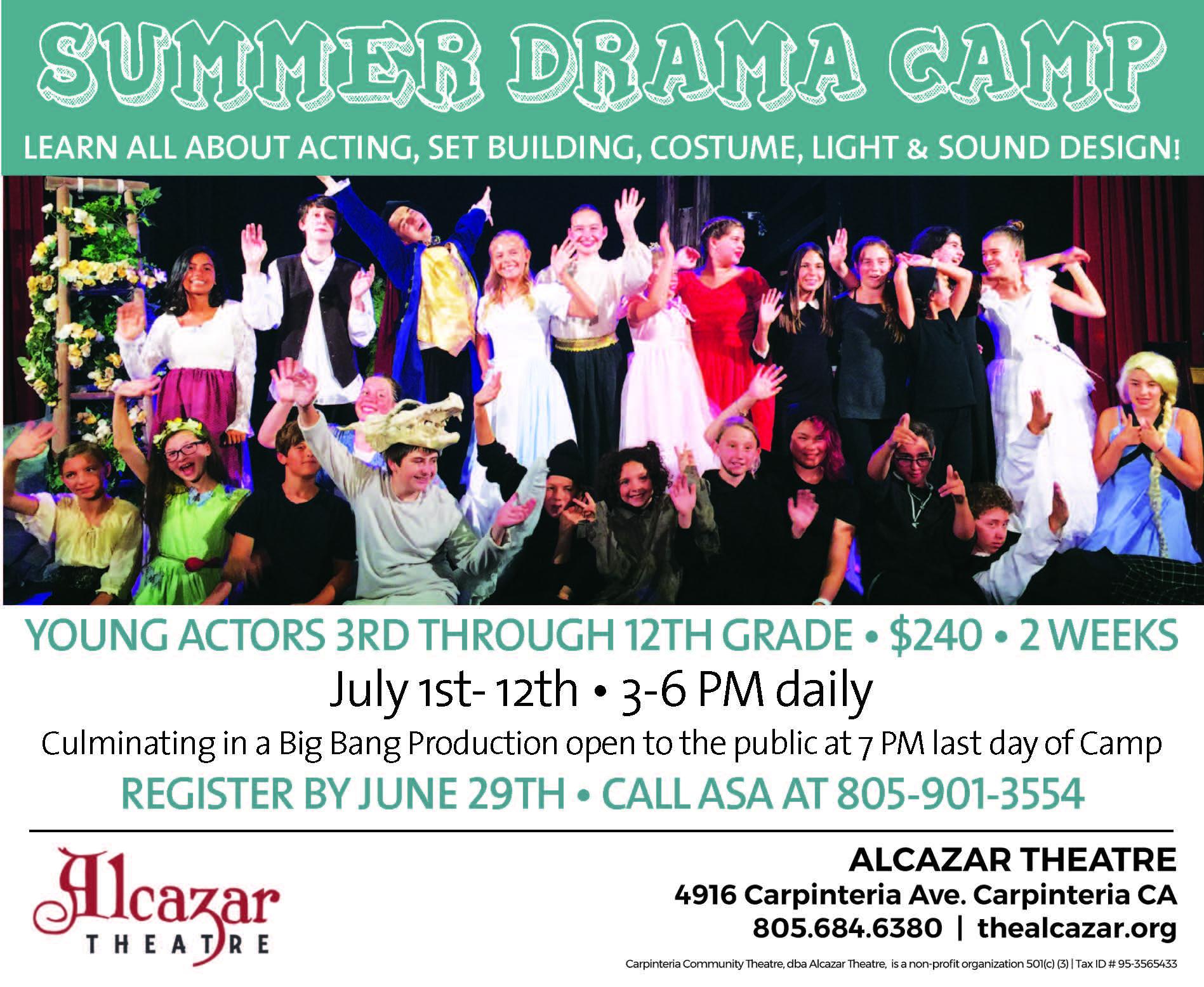 2019 Drama Camp