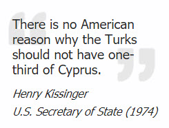 Cyprus: South Side  Henry Kissinger Quote