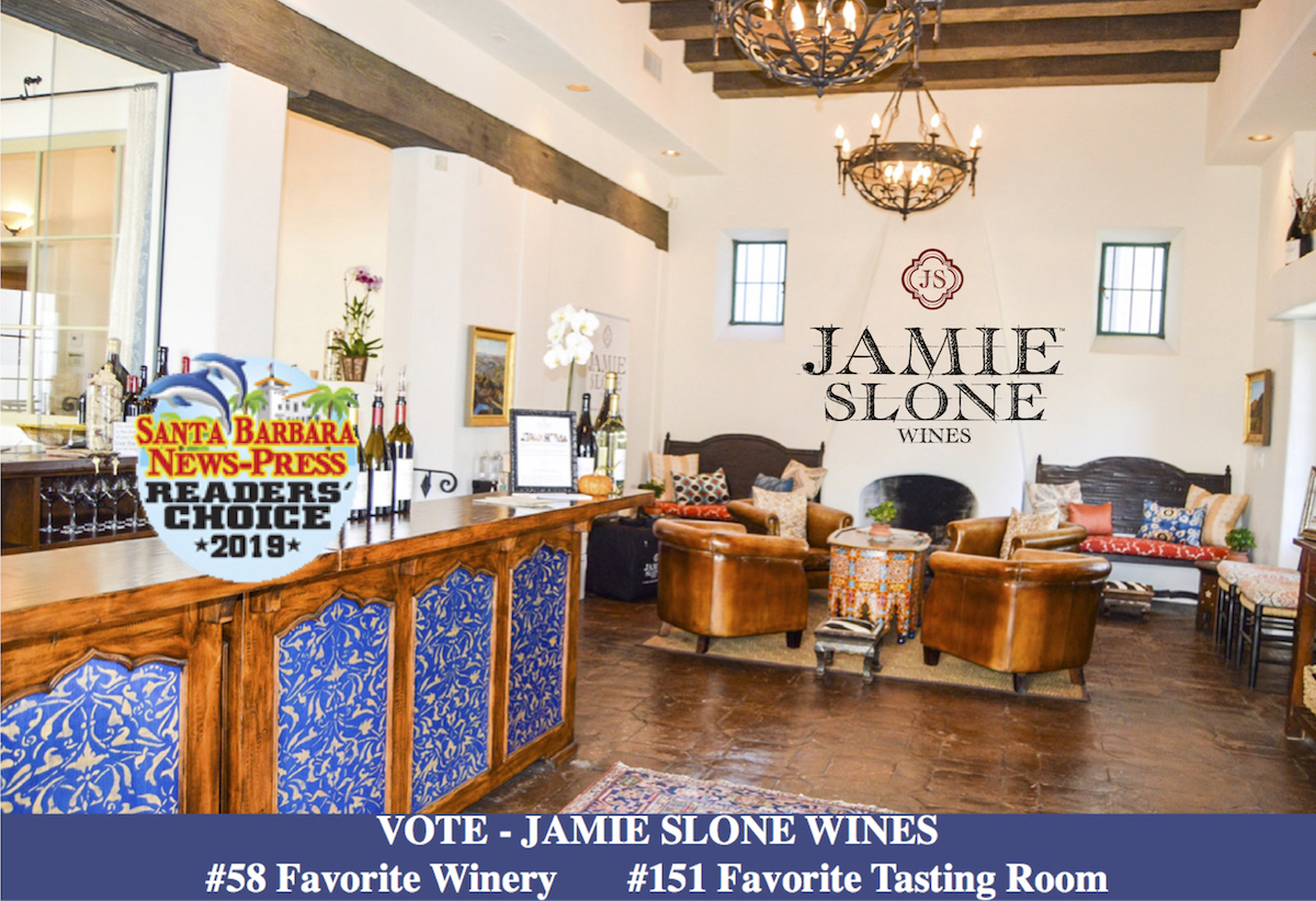 Vote for us for Favorite Winery and Tasting Room