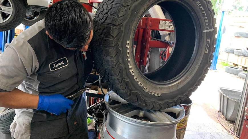 Santa Barbara Tire Repair