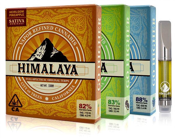 Himalayan Vapor
