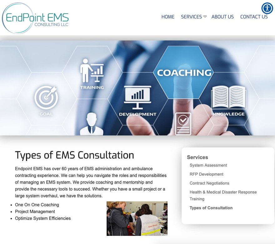 Endpoint EMS Consulting Secondary