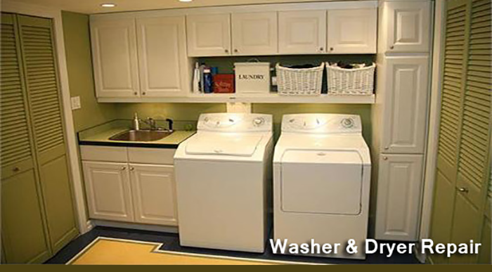 Washer Dryer Repair in Santa Barbara