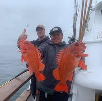 Coral Sea 3/4 day Charter 6.1.19