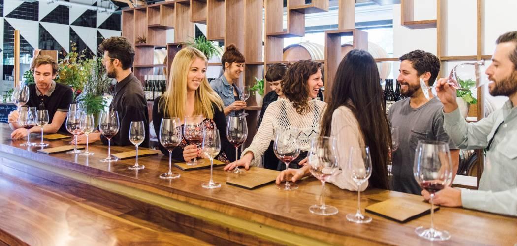 Potek Wine Room