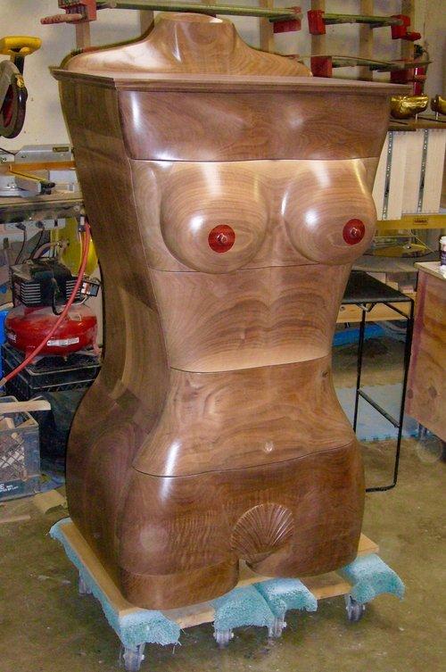 Keefrider Custom Furniture Chest