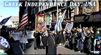 Greek Independence Day: USA