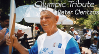 Olympics 2004 Athens (2nd of 4 videos) Tribute to Oldest Greek Olympian