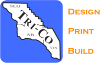 Tri-Co Reprographics logo