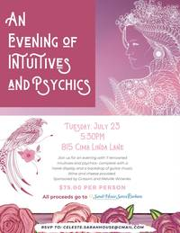 An Evening of Intuitives and Psychics