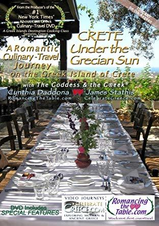Crete - Under the Grecian Sun DVD image thumb