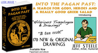 Into the Pagan Past: TRAVEL, HUMOR and HISTORY-1