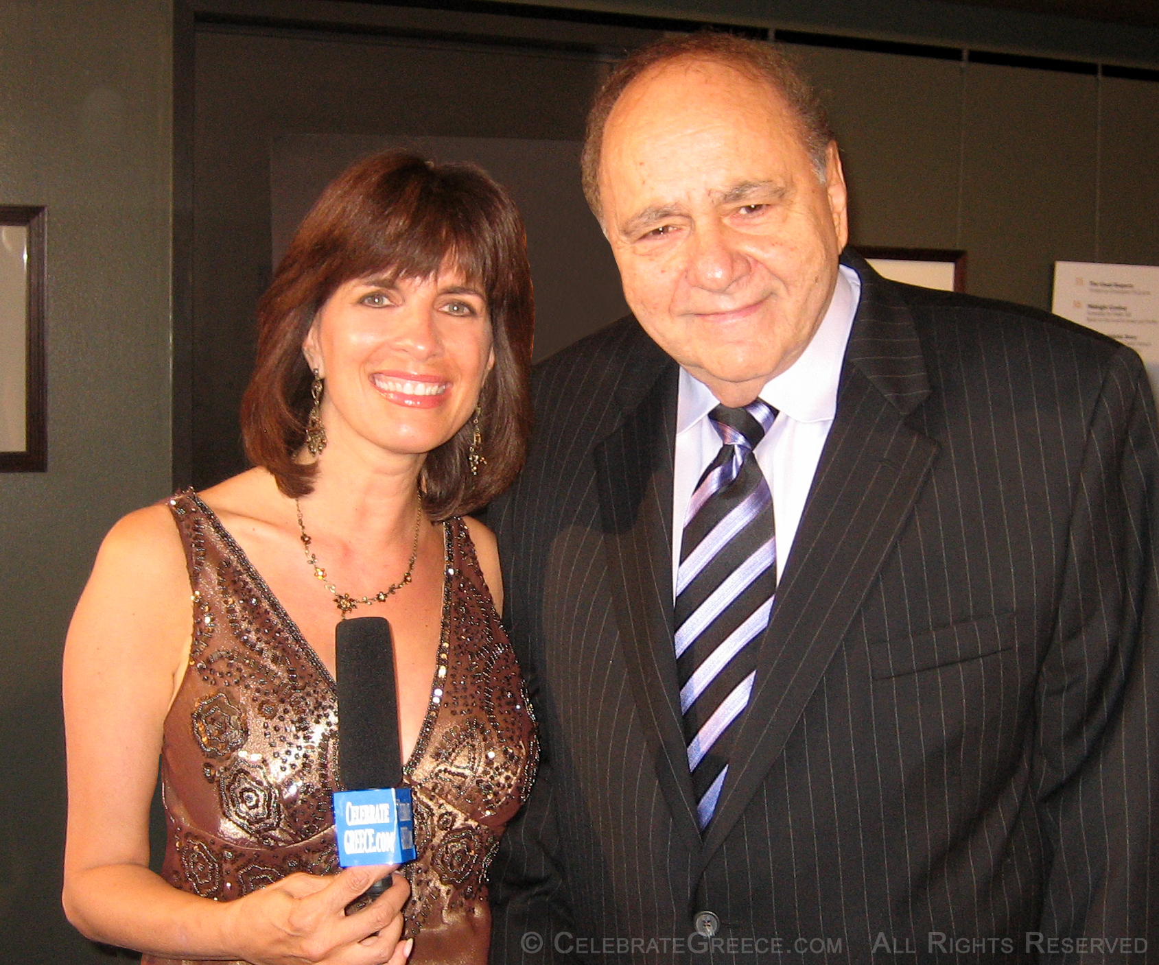 "Michael Constantine, Actor ""My Big Fat Greek Wedding"""